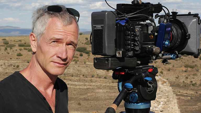 LEANING INTO THE WIND Film Interview Thomas Riedelsheimer